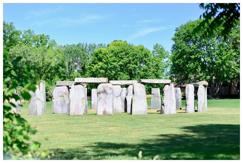Stonehenge Nunica Michigan