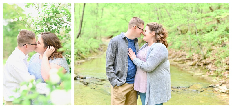 French Lick Indiana Engagement Photographer Photography