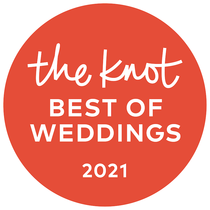 Jasmine Norris Photography Wins The Knot Best of Weddings 2021