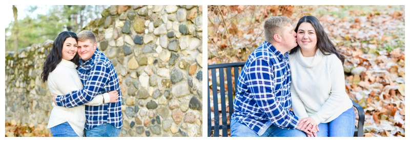 Highland Park Kokomo Indiana Engagement Photographer Photography Lafayette Indianapolis