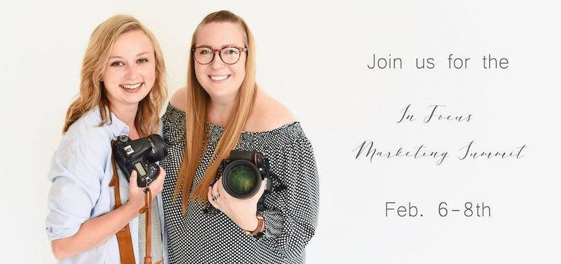 In Focus Marketing Summit 2020: A Workshop For Photographers