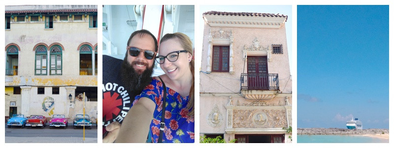 Havana Cuba and Bahamas Travel Post- Personal