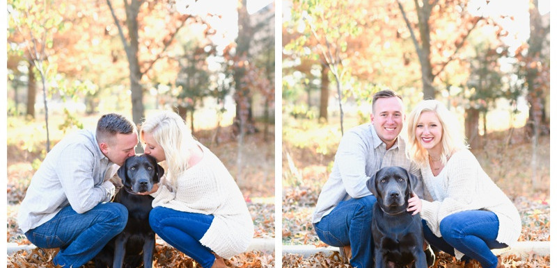 PUBLISHED: Daily Dog Tag- Engagement Photos With Dogs Inspiration and Tips