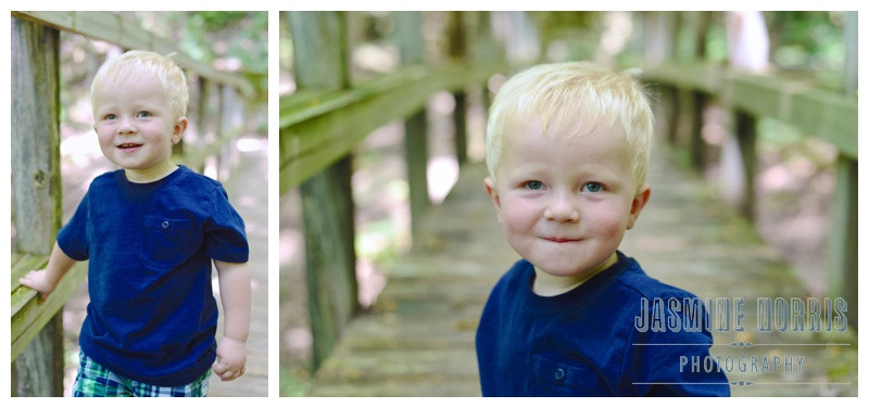 Lafayette Indiana Children Photography: Garrett 2 Year Portraits