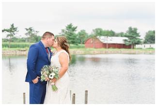Remington Indiana Wedding Photographer P
