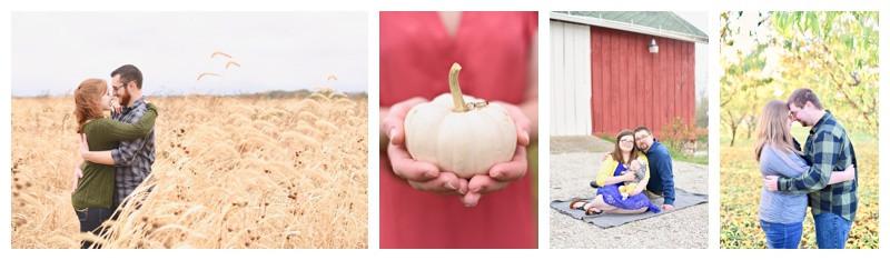 Wea Creek Orchard Engagement Photographer Photography