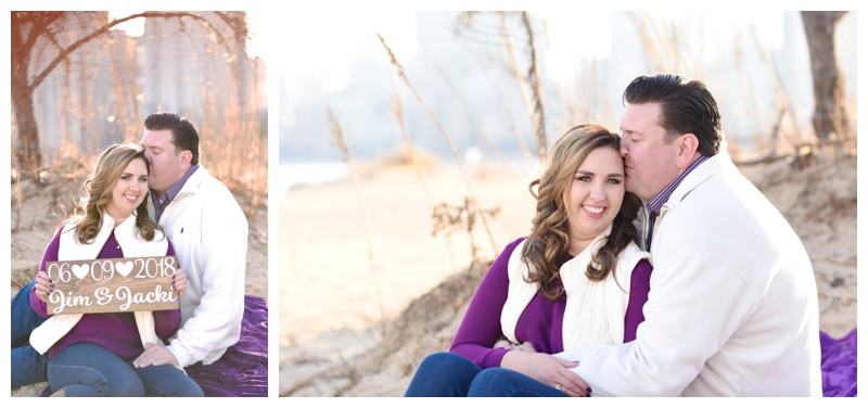 Chicago Illinois Engagement Photographer Photography North Avenue Beach Indianapolis Lafayette
