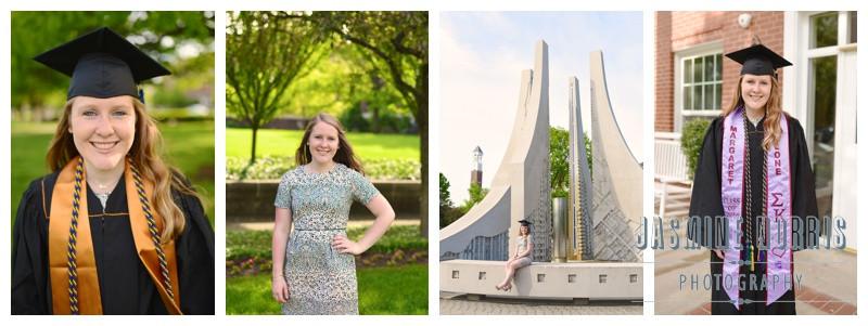 Purdue University Graduation Portraits: Maggie