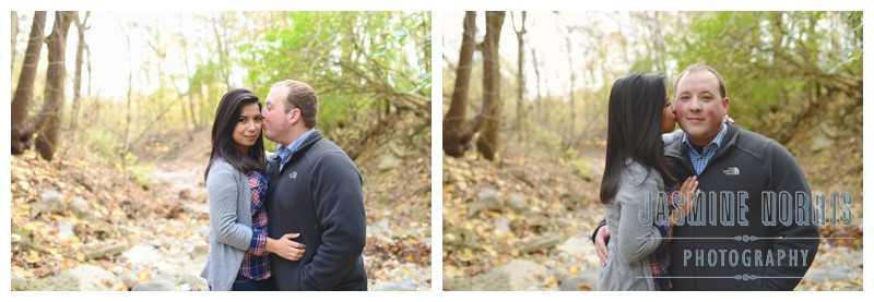 Happy Hollow Lafayette Indiana Engagement Photographer Photography