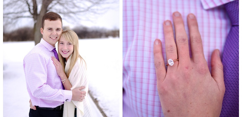 Lafayette Indiana Proposal at Elementary School: Renae & Joey