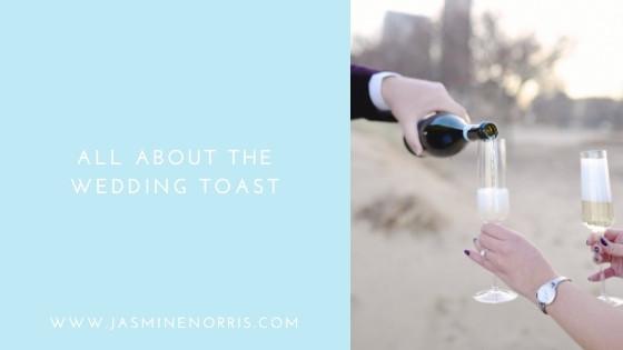 The Wedding Toast: Wedding Wednesday