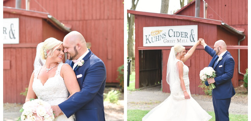 PUBLISHED- Real Wedding Journals: Rustic Barn Wedding at Amish Acres