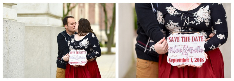 Purdue University Lafayette Indiana Engagement Photographer Photography Indianapolis