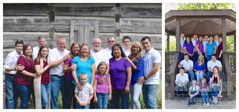 Lebanon Indiana Family Portraits: Osborne Family