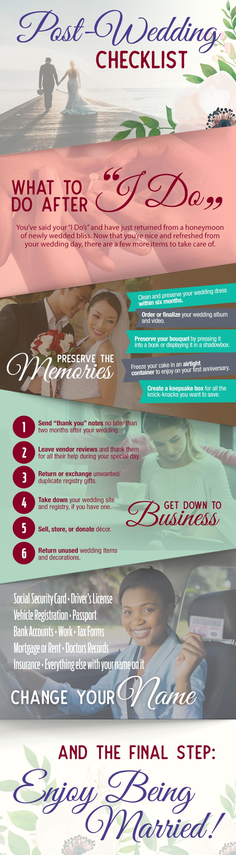 Post Wedding Checklist Indiana Wedding Photographer Photography