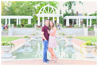 Lakeside Park Fort Wayne Indiana Engagem