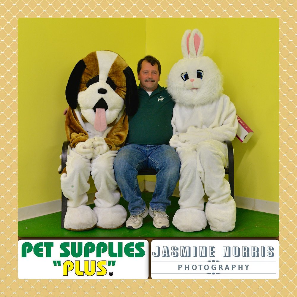 Pet Supplies Plus Holiday Pet Portraits Easter Lafayette Indiana