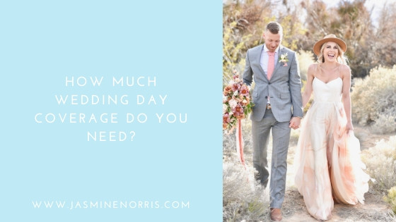 How many hours of wedding day coverage do you need Indiana Wedding Photographer Indianapolis