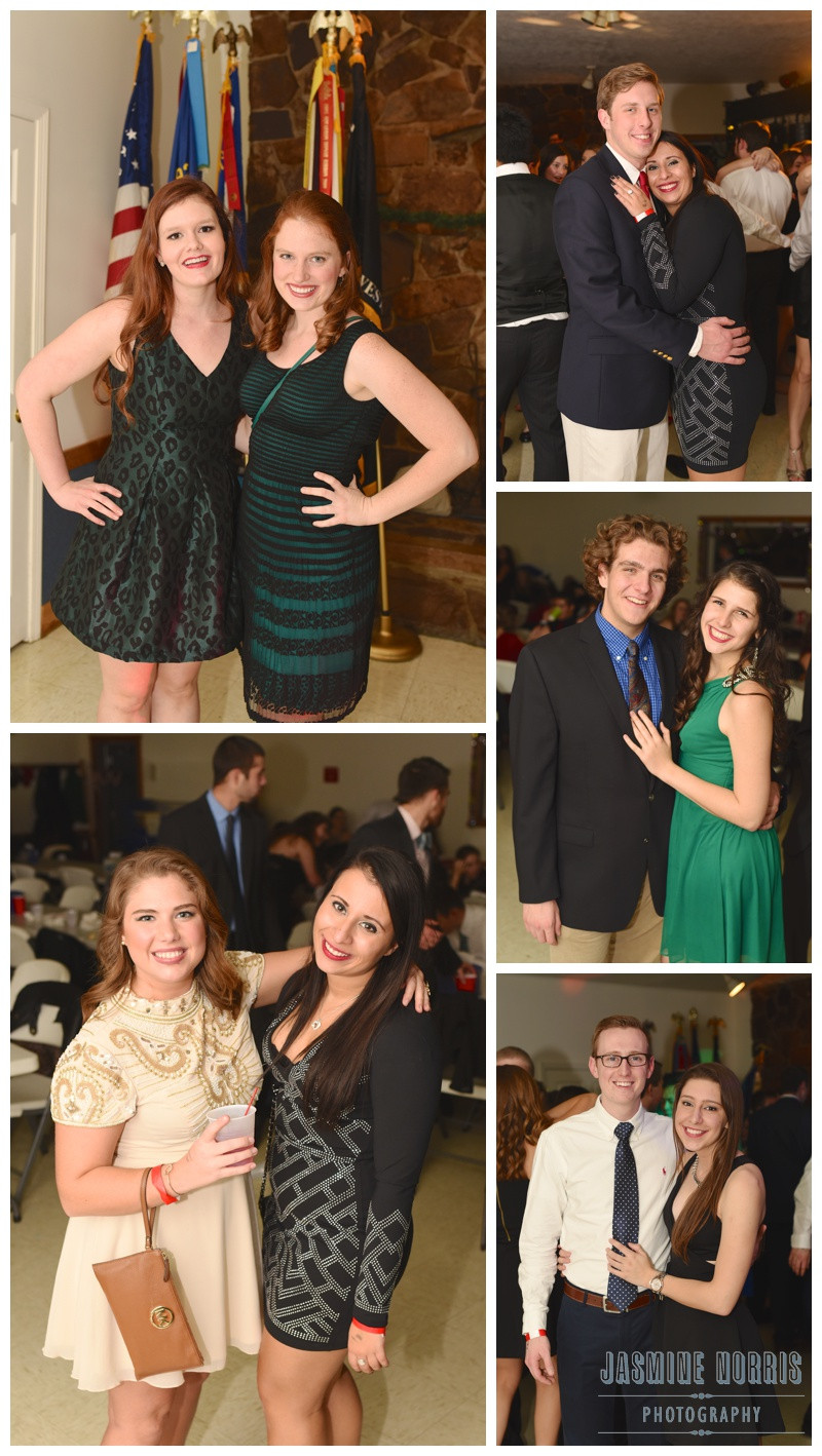 Purdue University Alpha Omicron Phi Winter Formal