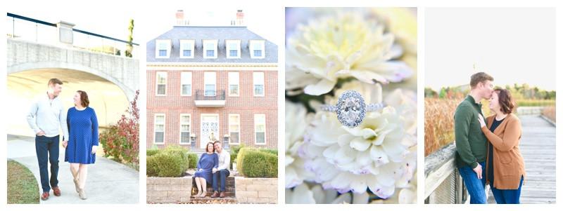 Coxhall Gardens and West Park Carmel Indiana Engagement: Elizabeth & Doug