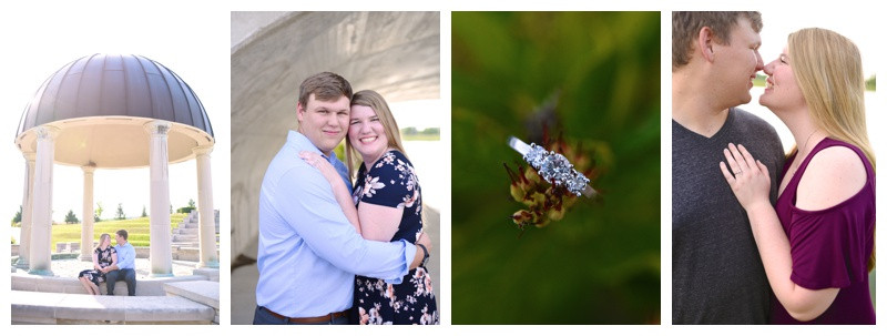 Coxhall Gardens Carmel Indiana Engagement Photographer Photography Indianapolis Lafayette
