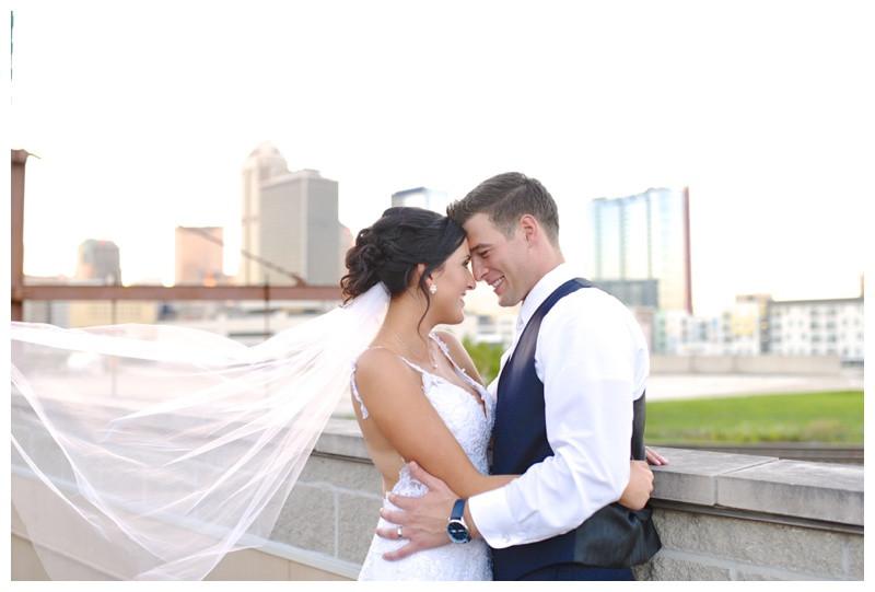 Mavris Arts Center Indianapolis Indiana Wedding Photographer Photography Lafayette