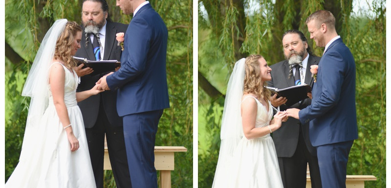 Finding the Perfect Time For Your Outdoor Ceremony- Wedding Wednesday