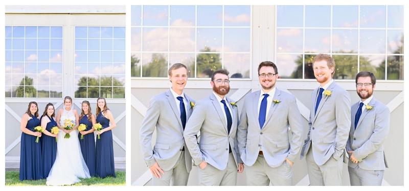 JLH Wedding Barn Indiana Wedding Photographer