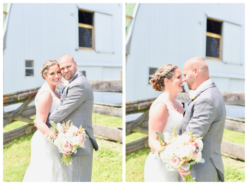 South Bend Indiana Farm Wedding Photographer Photography