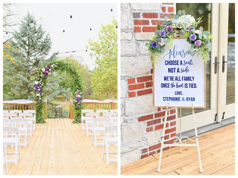 Balmoral House Fishers Indiana Wedding Photographer Photography