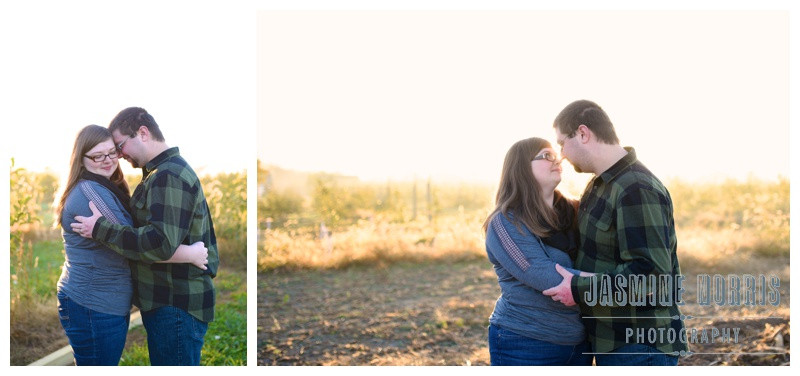 Purdue University and Wea Creek Orchard Lafayette Indiana Engagement Photographer Photography