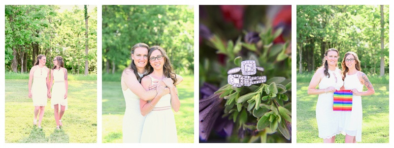 Blessing Barn Wedding Lafayette Indiana: Arann & Sarah
