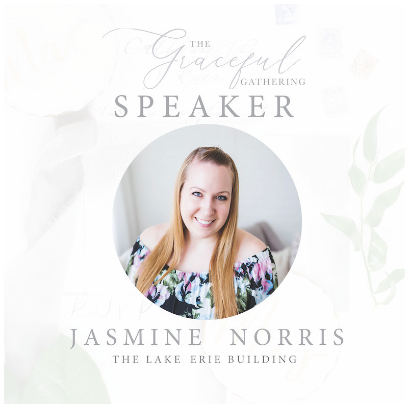 The Graceful Gathering Speaker Jasmine Norris Photography
