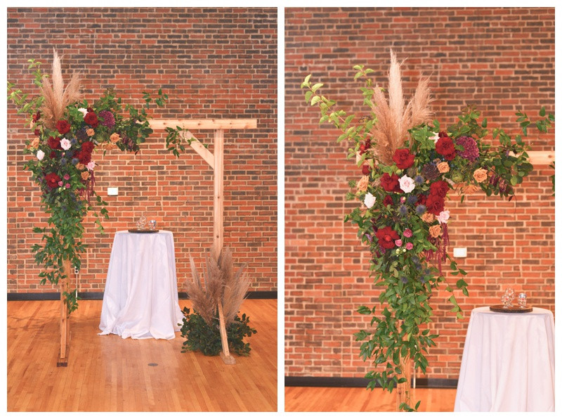 Wedding Ceremony Decor Inspiration Photographer Photography Lafayette Indianapolis