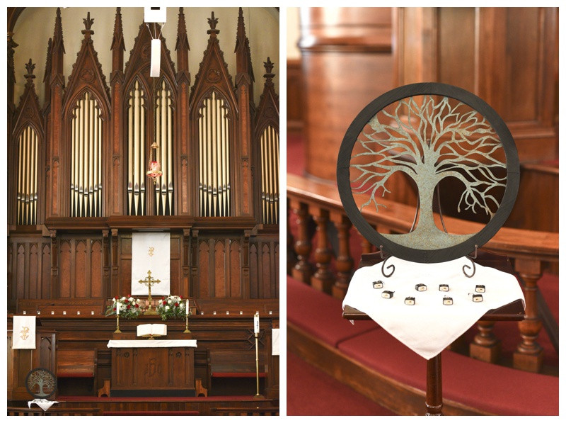 Ducan Hall Trinity United Methodist Lafayette Indiana Wedding Photographer Photography