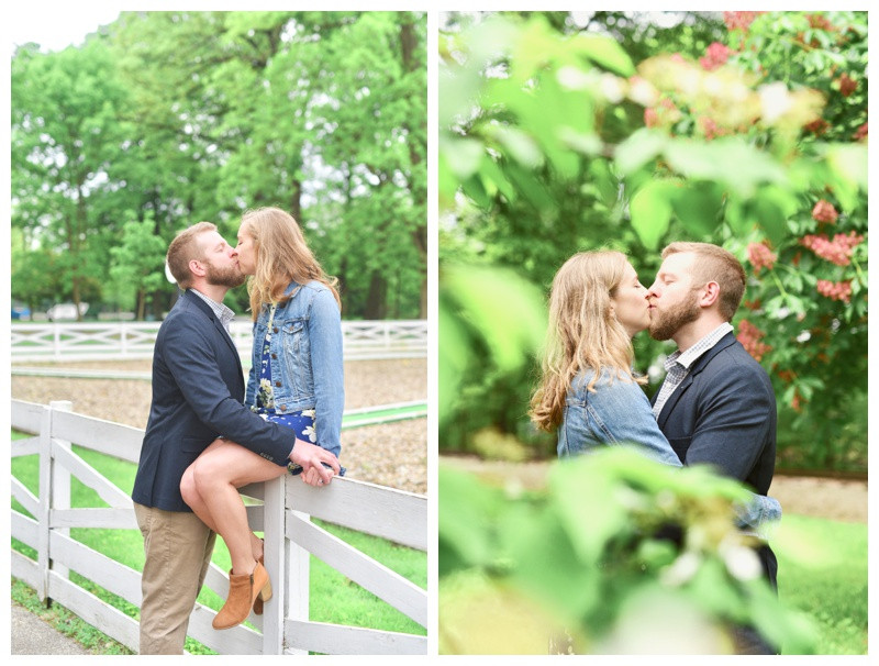 Forest Park Noblesville Indiana Engagement Photographer Photography Indianapolis Lafayette