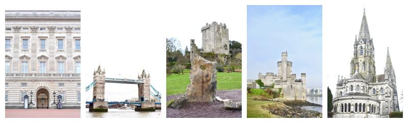 London United Kingdom Ireland Dublin Cork Killarney Travel Photographer Photography