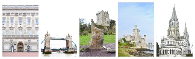 London and Ireland Travel Blog