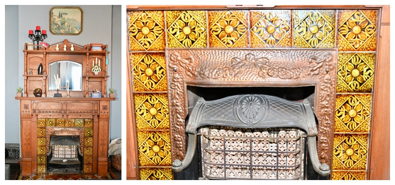 100 Year Old Victorian Fireplace Remodel
