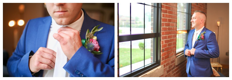 Armory South Bend Indiana Wedding Photographer Photography