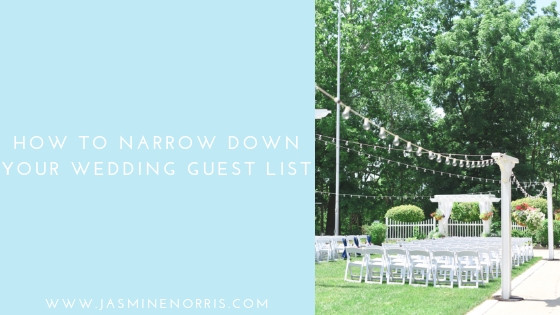 How to Narrow Down Your Wedding Guest List Indiana Wedding Photographer Photography