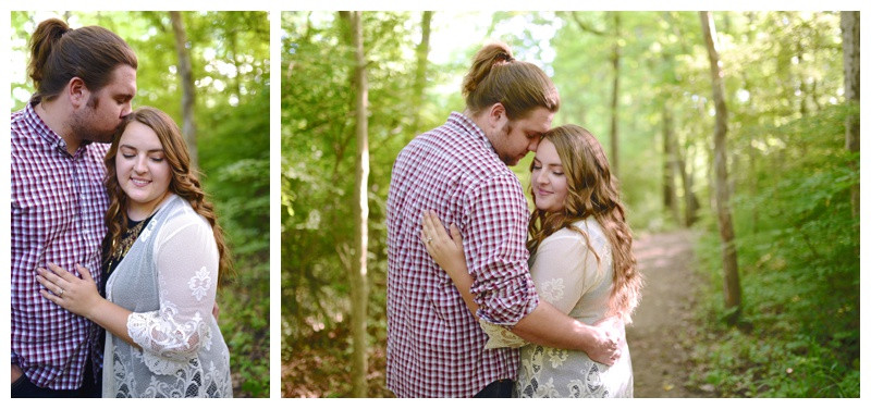 Tippcanoe Battlefield West Lafayette Indiana Engagement Photographer Photography Indianapolis