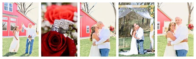 Overlook At Briney Creek Greenfield Indiana Wedding: Theresa & Kevin
