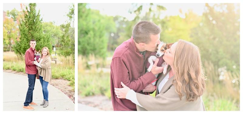 Carmel Indiana Anniversary Engagement Coxhall Gardens Photographer Photography