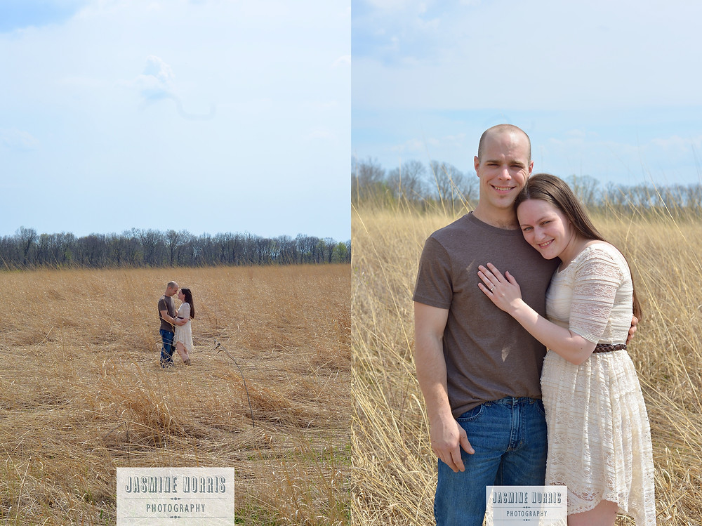 Lafayette Indiana Engagement Photographer Photography Wedding