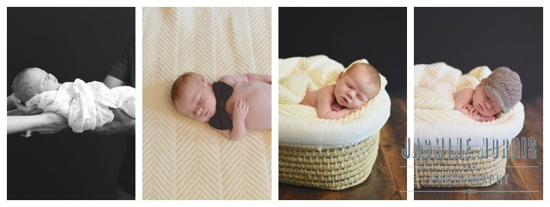 Lafayette Indiana Newborn Photography: Owen