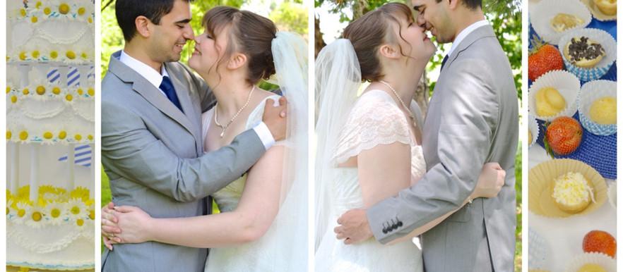 Jordan & David: Wedding