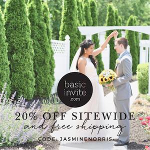 20% off Basic Invite