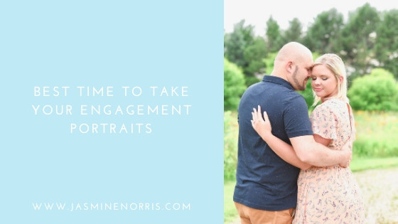 Best Time For Your Engagement Portraits Indianapolis Wedding Photographer Indiana Lafayette