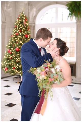 Indianapolis Indiana Laurel Hall Wedding